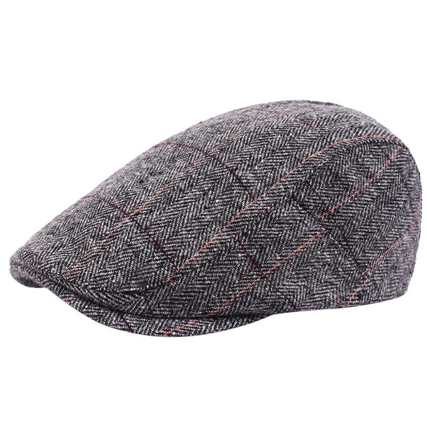 シミュレートするデンプシー材料キャップ 帽子 Keysims ベレー帽 ハンチング 無地 サイズ調整可能 涼しい 風通し 蒸れない レディース メンズ ガール 画家帽 男女兼用 小顔効果 アクセサリー 春夏秋冬 おしゃれ ファッション スタイリッシュ帽 フェルト