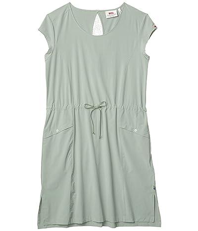 Fjallraven High Coast Lite Dress (Sage Green) Women