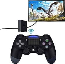 PS4 Controller Draadloze Game Controller voor Sony Playstation 4 Dubbele Schok Bluetooth Gamepad voor PS4 Slim/Pro & PC(Wi...