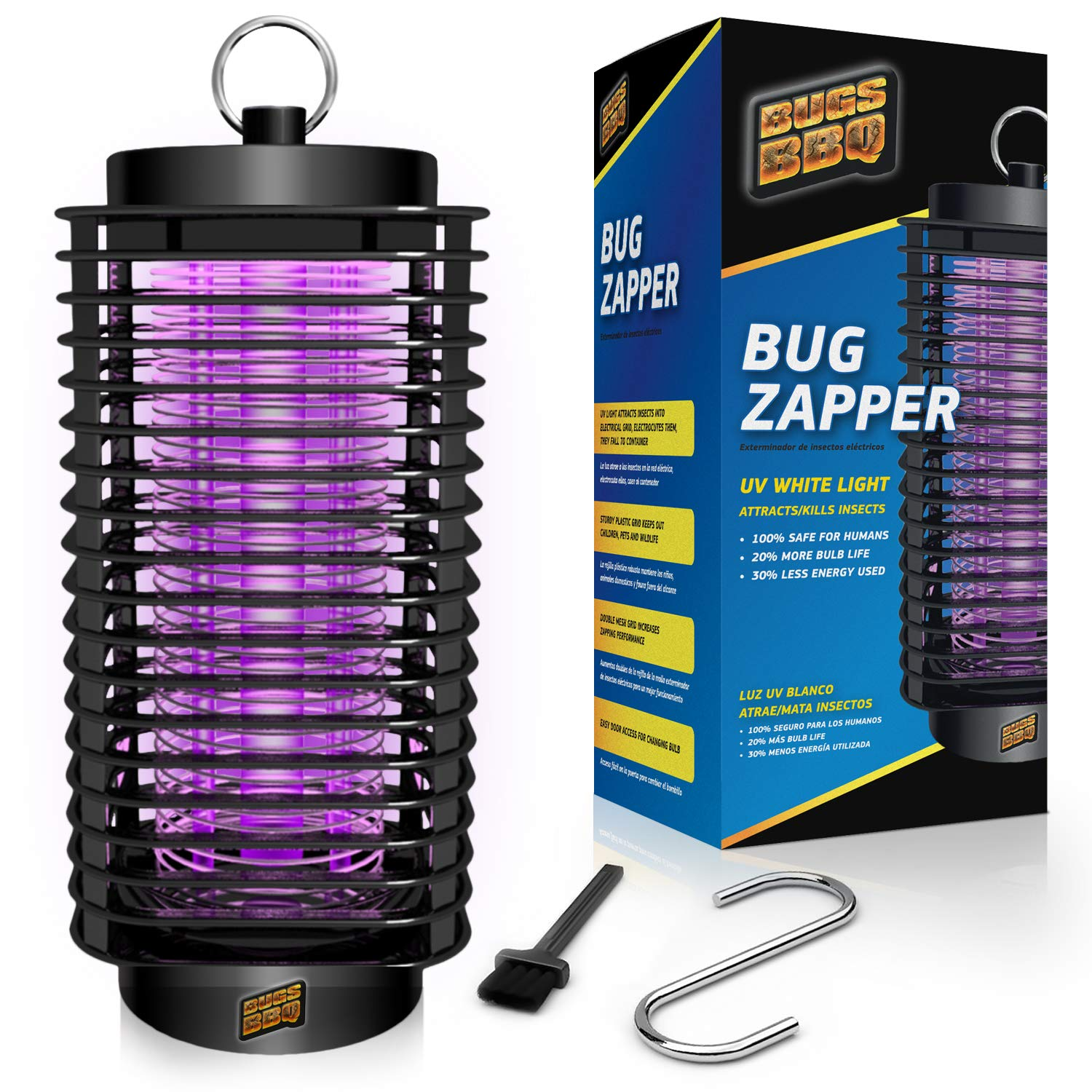 Bug Zapper Indoor Outdoor Attractant