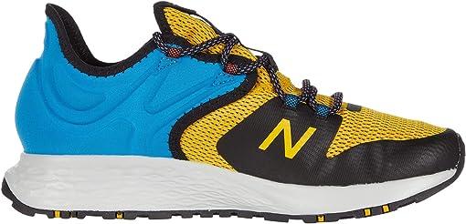 Varsity Gold/Neo Classic Blue