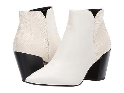 Dolce Vita Aden (White Sliced Leather) Women