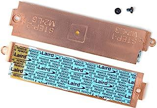 DAMOMCO M.2 2280 NVMe SSD Heatsink Cover Hard Drive Heat Shield Thermal Bracket YX0F3 0YX0F3 for DELL Gaming G3 15 3500, D...