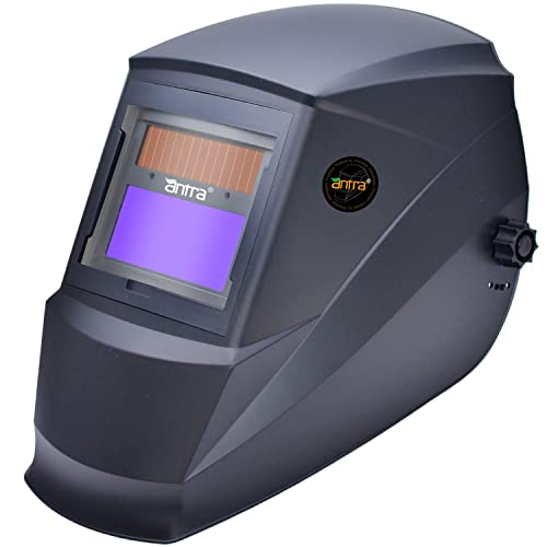 Antra AH7-220-0000 Auto Darkening Welding Helmet, Variable Shade 4/9