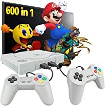 $54 » Sponsored Ad - Fadist Retro Game Console, Built in 600 Games, Classic Video Game Console, with 2 Classic Controllers, AV O...