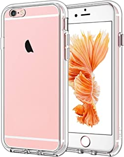 JETech Funda Compatible iPhone 6s y iPhone 6, Carcasa Bumper, Shock-Absorción, Anti-Arañazos (6 - HD Clear)
