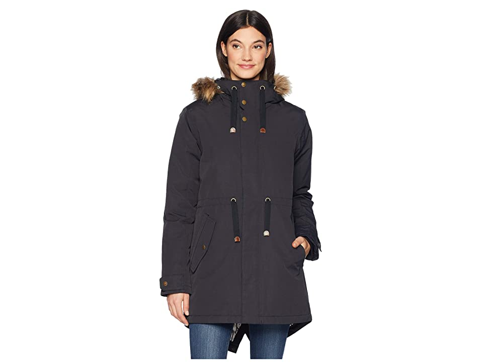 Burton Saxton Parka (True Black) Women
