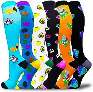 Compression Socks For Women & Men Circulation-Best Support Socks For Medical,Running,Athletic