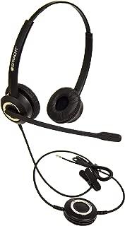 Zum RJ9B Universal Desktop Headset - Bi-naural