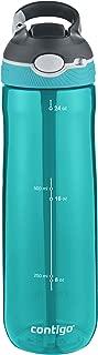 Contigo 72343 AUTOSPOUT Ashland Reusable Water Bottle, 24 Ounces, Scuba