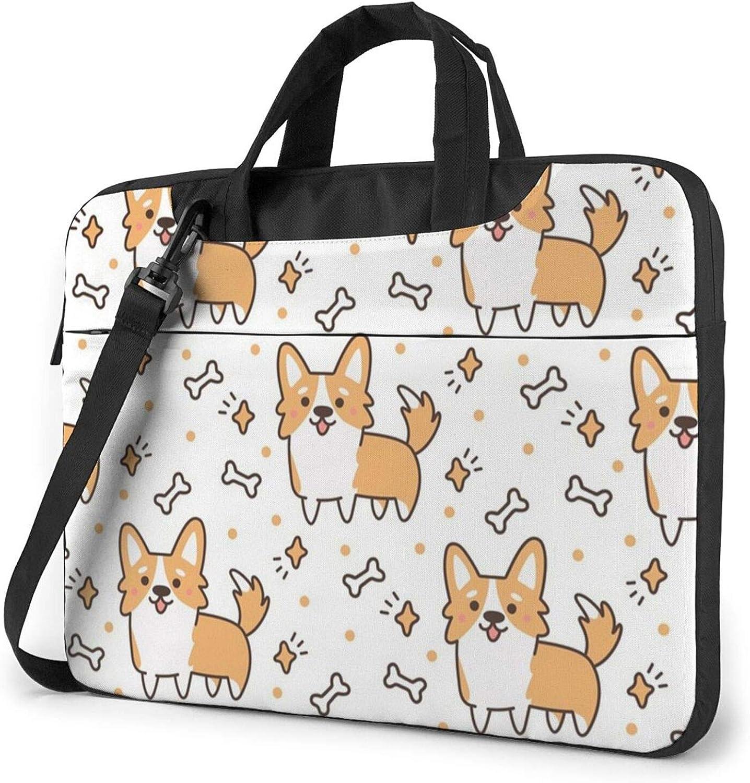 Large special price !! Max 84% OFF Dog Laptop Shoulder Bag Waterproof Sleeve Case Messenger For