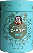 KGC Cheong Kwan Jang Red Ginseng Sugar Free Renesse Throat Hard Candy HU (4g x 10pcs) 40g