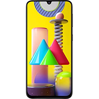 Samsung Galaxy M31 (Space Black, 8GB RAM, 128GB Storage)
