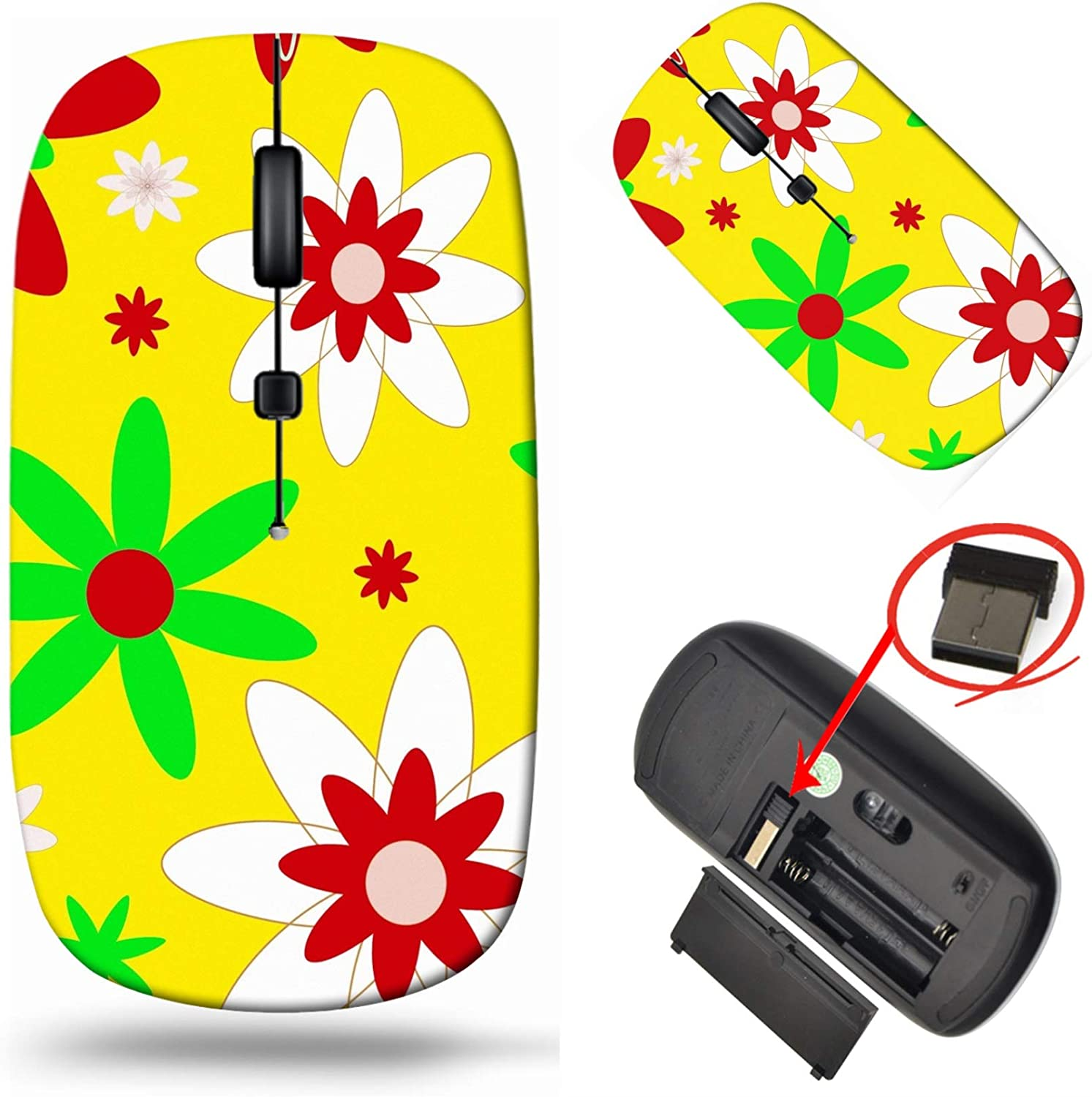 MSD Wireless Mouse Laptop 2.4G Travel with Mice Shipping included ...