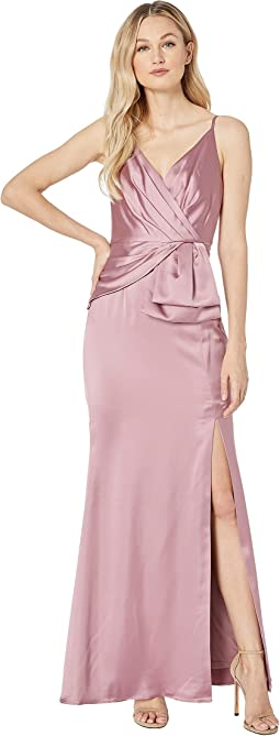 Light Satin Dress