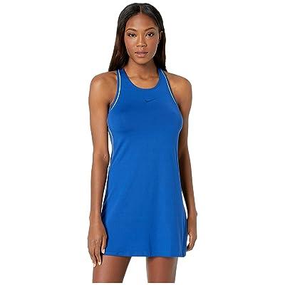 Nike Court Dry Dress (Indigo Force/White/White/Indigo Force) Women
