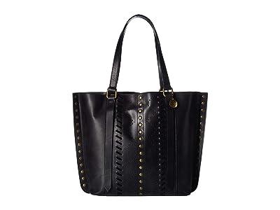 Lucky Brand Tivy Tote (Black) Handbags