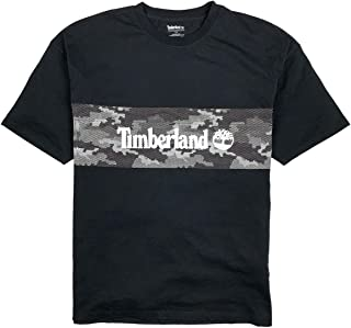 TIMBERLAND TFO YCC INSPIRED TEE BLACK