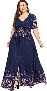 Amazon.com: Plus Size - Formal / Dresses: Clothing, Shoes & Jewelry