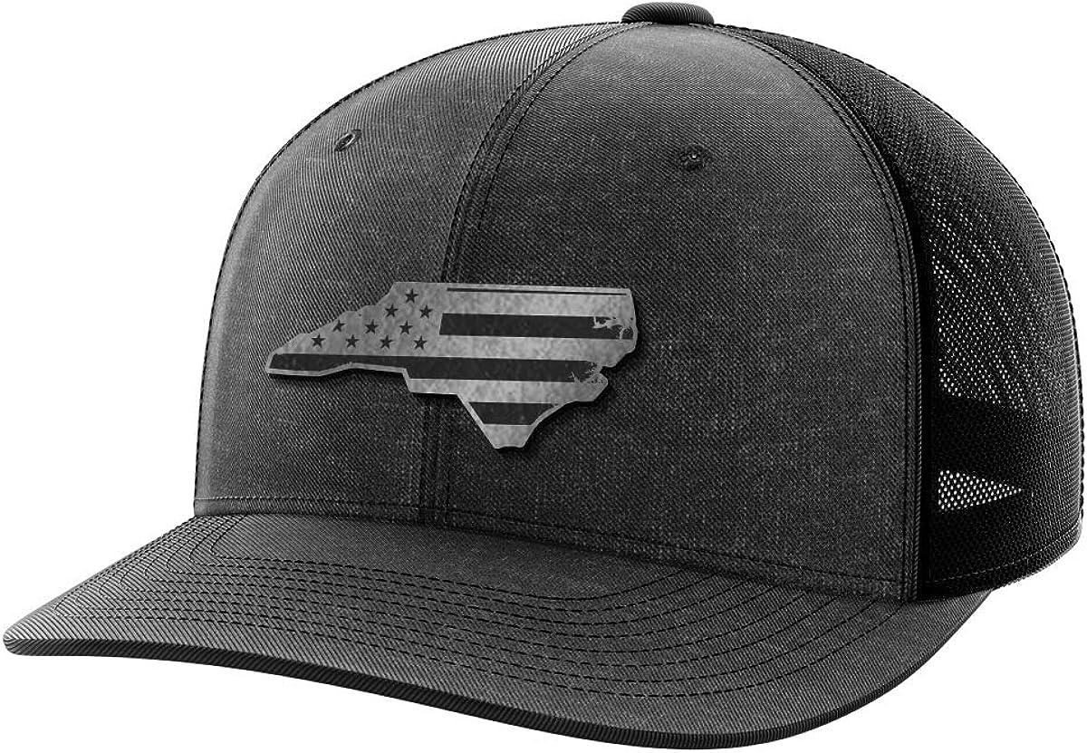 North Carolina United Black Patch Hat