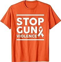 Wear Orange Anti Gun Control Protect Stop Gun Violence  T-Shirt