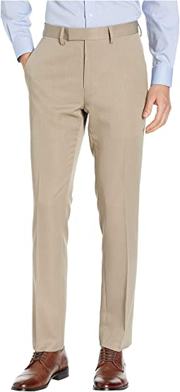 Urban Heather Stretch Slim Fit Dress Pants