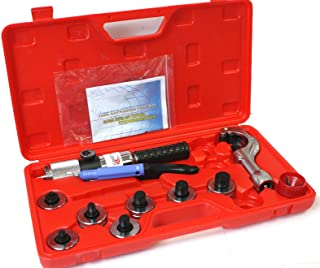 """Hydraulic HVAC Tube Expander Swaging 7 Lever Expander Tools Tool 3/8""""-1-1/8"""""""