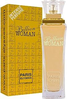Eau de toilette Paris Elysees Billion Woman 100 ml, Paris Elysees