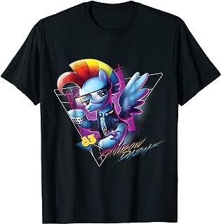 My Little Pony Rainbow Dash 80's T-Shirt