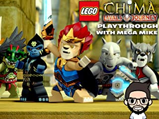 Lego Legends of Chima Lavals Journey Playthrough With Mega Mike