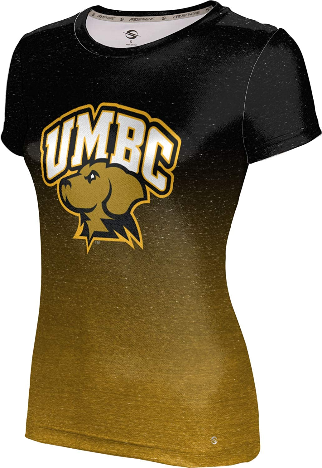 ProSphere University of Maryland Baltimore County Girls' Performance T-Shirt (Ombre)