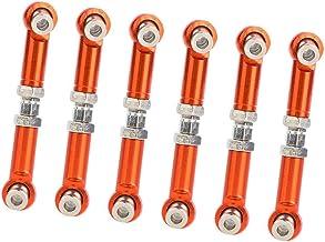 Rc Auto Metalen Hendel Rc Auto Accessoires Lange Levensduur 6 Stuks Metaal Voor 1/18 Rc Auto Om U te helpen Betere Control...