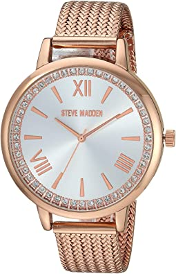 Ladies Mesh Alloy Band Watch SMW186