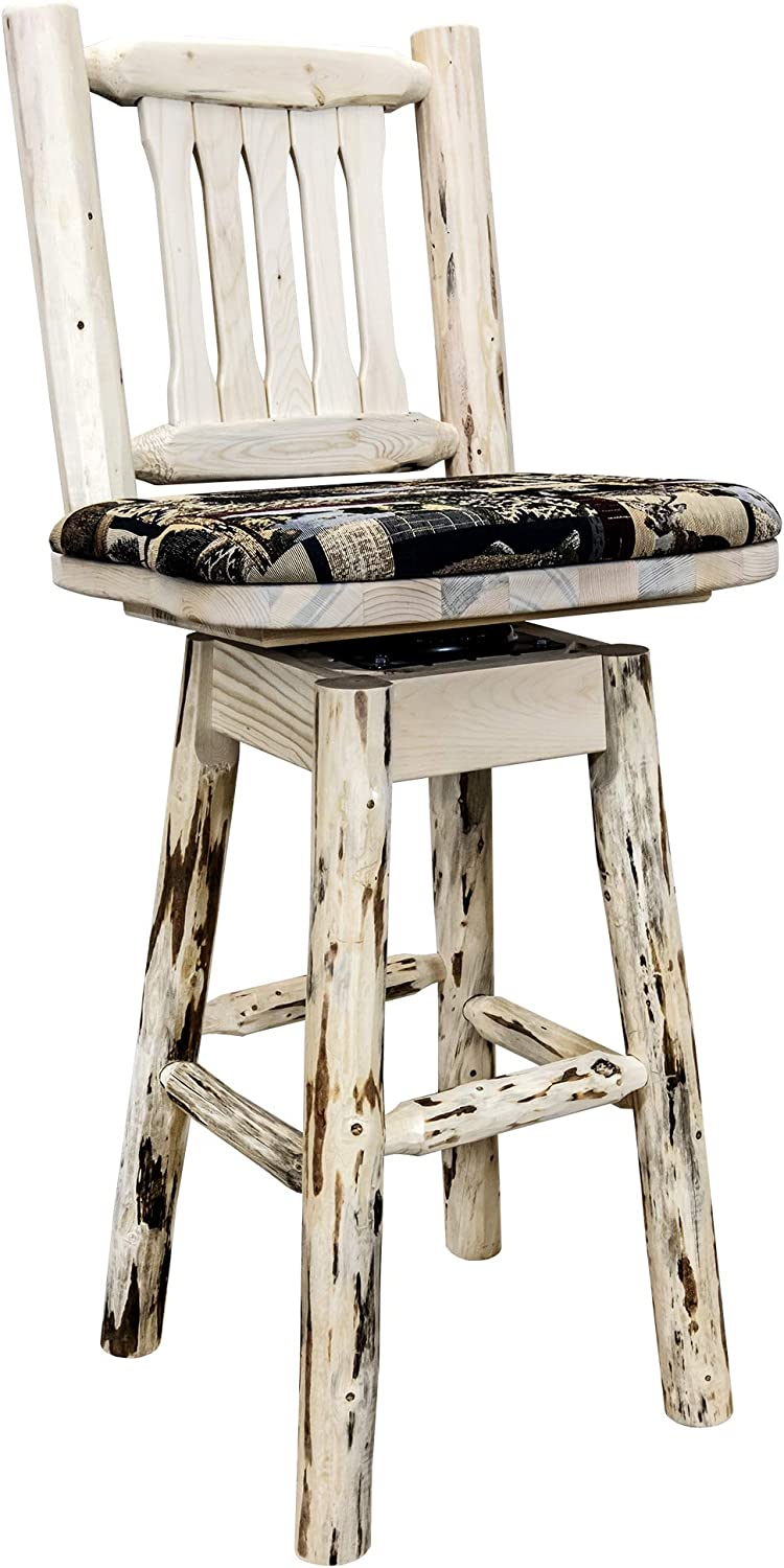 Montana Woodworks Collection Counter Challenge the lowest National uniform free shipping price of Japan ☆ Barstool Height wit