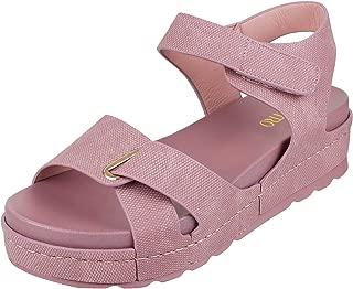 Metro Women Black Synthetic Sandals (33-443)