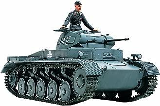 Tamiya Models Panzerkampfwagen II Ausf.A/B/C Model Kit (1/35 Scale)
