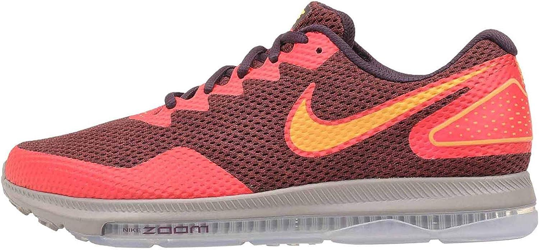 Nike Men's Zoom All Out Low 2, Port Wine Laser orange, 14 M US