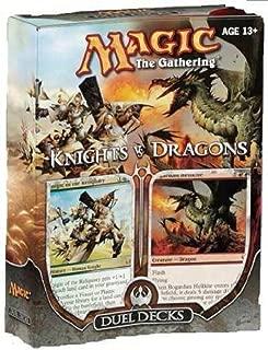 knights vs dragons