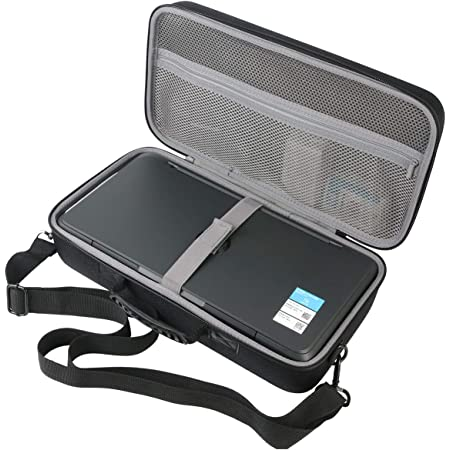 co2CREA Hard Travel Case Replacement for HP OfficeJet 200 Portable Printer with Wireless Mobile Printing (CZ993A)