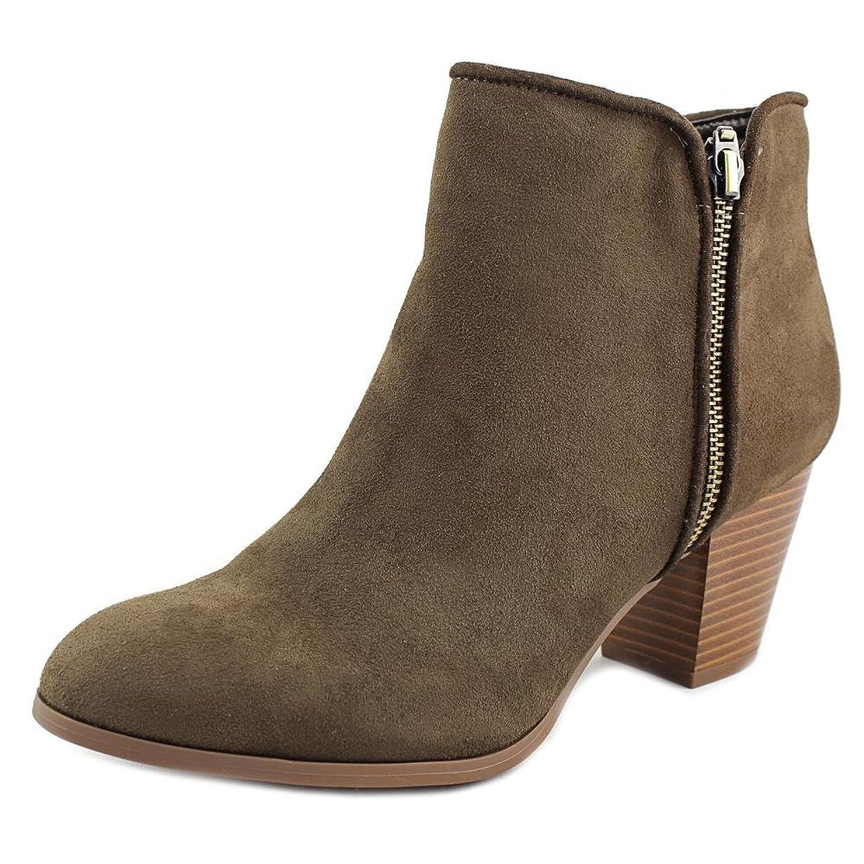 シェル最小スリチンモイStyle & Co. Womens Jamila Closed Toe Fashion Boots