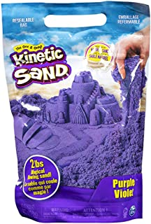 Kinetic Sand 2 LB Pack Neon Purple