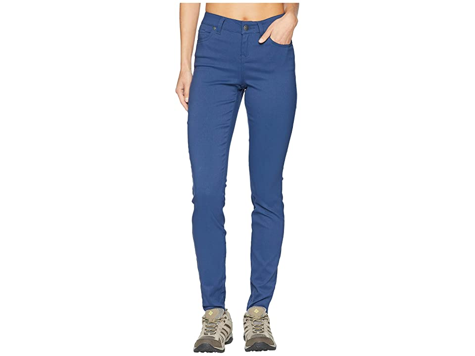 Prana Briann Pants (Equinox Blue) Women