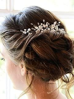 Missgrace Bridal Vintage Hair Comb Bridal Headpiece Bridal Hair Piece Wedding Hair Piece Wedding Headpiece Wedding Hair Comb Grecian Headpiece Wedding Day Hair Comb Wedding Hair Accessories