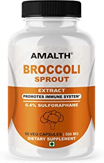 Best broccoli sprout extract supplement Reviews