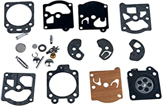 HIPA Carburetor Rebuild Kit Gasket Diaphragm K10-WAT for Carb STIHL Husqvarna McCulloch Echo Chainsaw Edger Trimmer