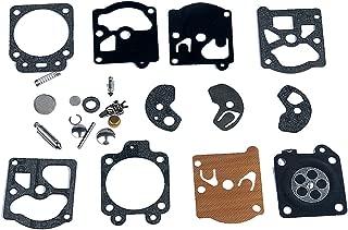 HIPA Carburetor Rebuild Kit Gasket Diaphragm K10-WAT for Carb STIHL Husqvarna McCulloch Echo Chainsaw Edger Trimmer
