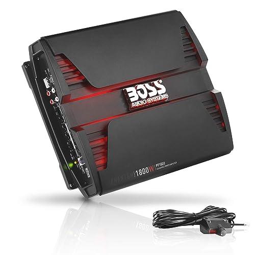 New Pyle PLAM3000 3000 Watts 4 Channel Bridgeable Amplifier Car Audio Amp