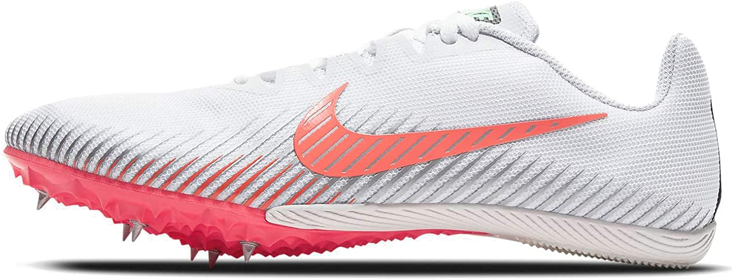 Nike Zoom Rival M OFFicial store 9 Track Ah1020-100 Spike Mens Max 83% OFF Shoes