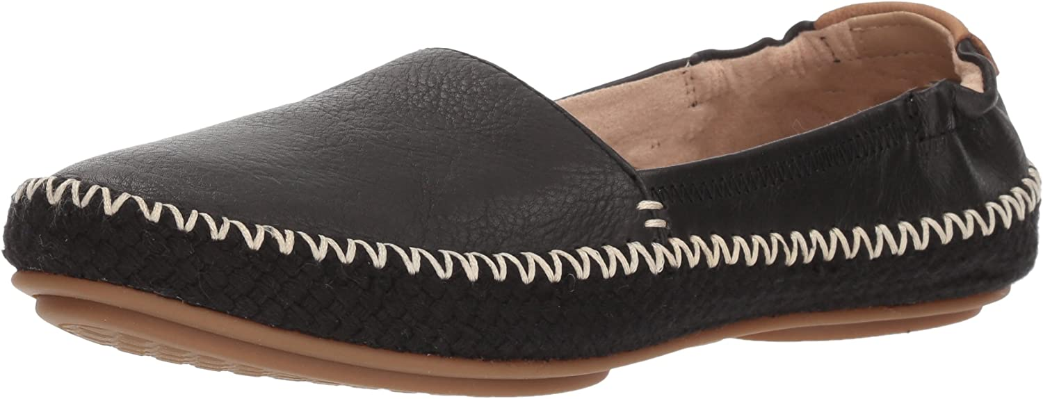 Sperry Womens Sunset Ella Leather Loafer Flat