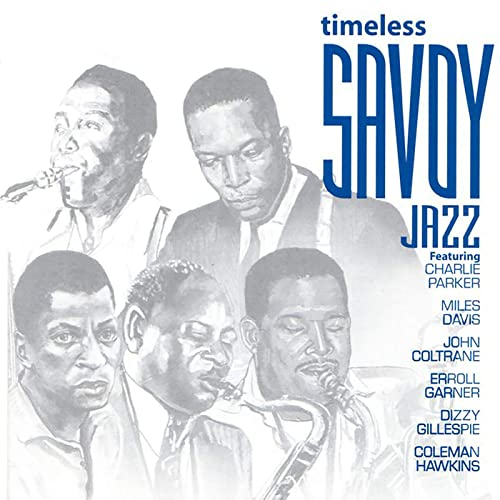 Timeless: Savoy Jazz Sampler by Various artists on Amazon